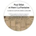 Paul Otlet et Henri La Fontaine