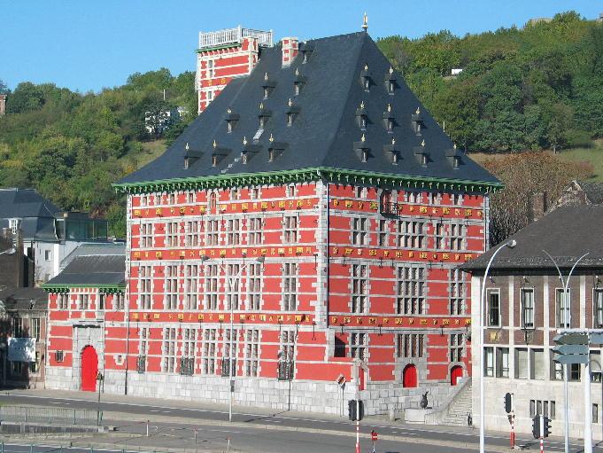 Lutrin virtuel - Liège 2