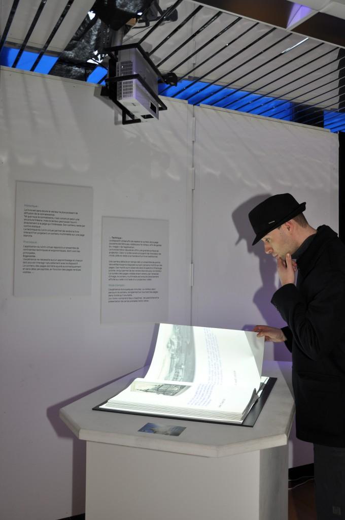 Lutrin virtuel - Image 1